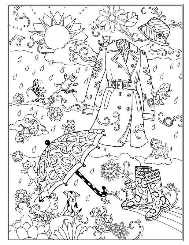 313 best images about Coloring Pages & Patterns on
