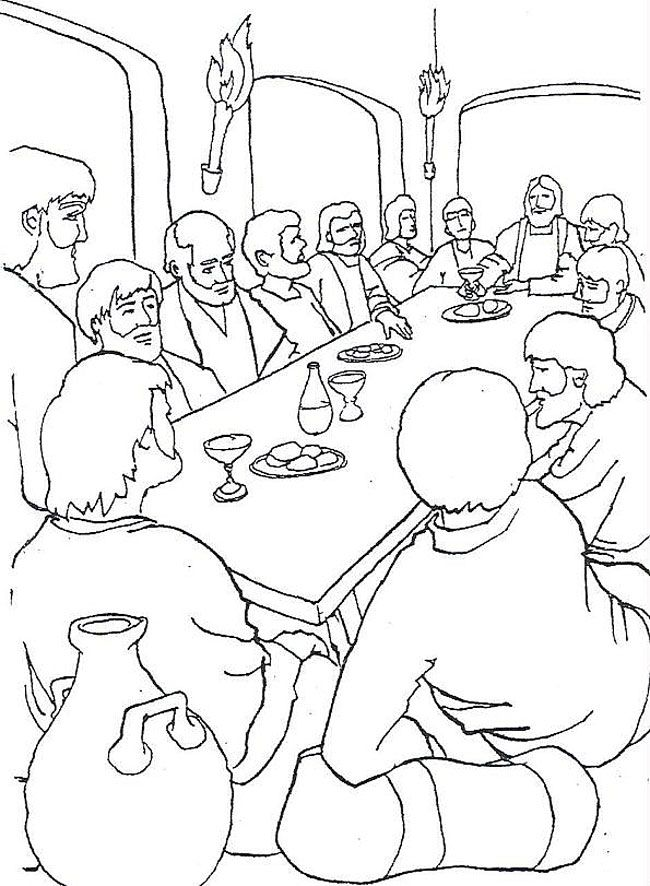 17 Best images about Bible: NT The Last Supper on