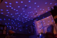 Starry night | Beds & Bedrooms | Pinterest | Starry nights ...