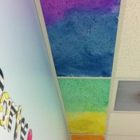 40 Best images about Ceiling Tile Art on Pinterest ...