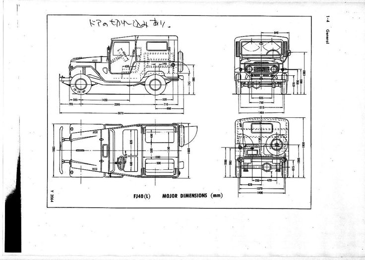 Related Keywords & Suggestions for 1976 Fj40 Specifications