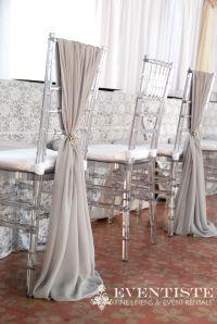 Clear Chiavari Chair Covers   Chiavari Chair Sashes ...