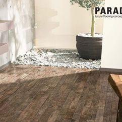 Laminate Flooring Sunken Living Room Bobs Furniture Parador - Trendtime 2 Wine & Fruits ...