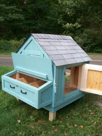 Small Chicken Coop Ideas - WoodWorking Projects & Plans