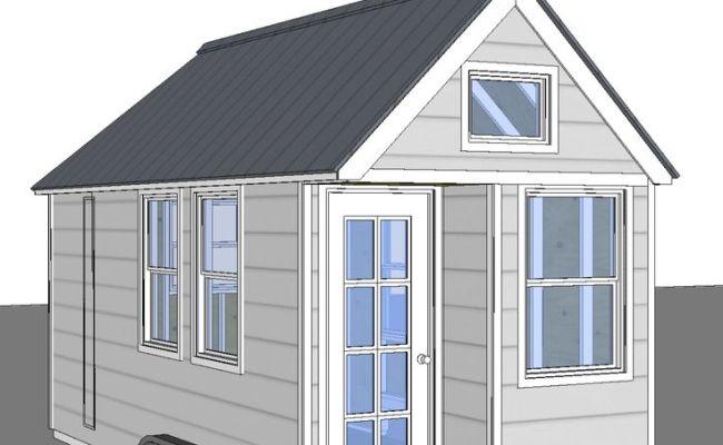 Tiny House On Wheels Diy Plans Diy Pinterest House