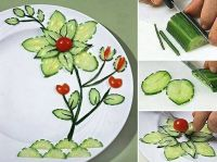 Plate decoration | Party food ideas | Pinterest | Plates ...