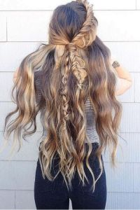 2921 best images about Hair!! on Pinterest   Half up, Updo ...