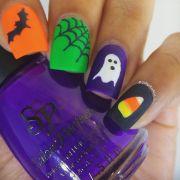 1000 ideas halloween nails