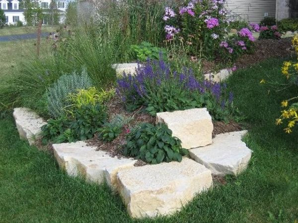 landscaping ideas hide utility