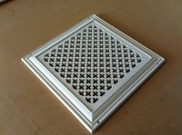 Decorative return air vent cover. | Home sweet home ...