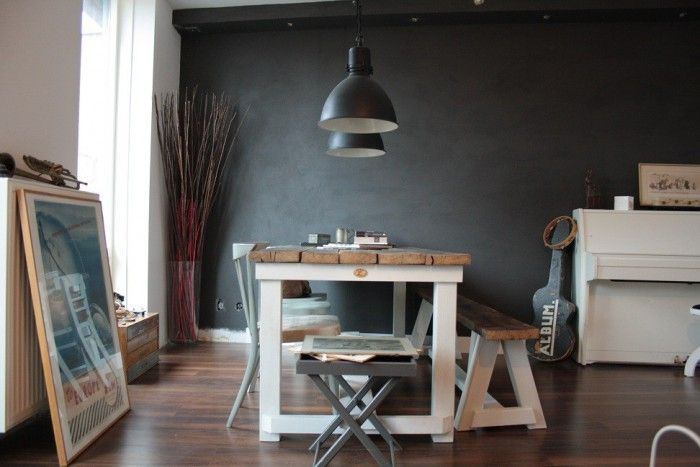 kitchen tables art van make overs superstoere combinatie strak/landelijk/industrieel met ...