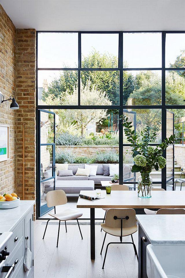 25+ best ideas about Large windows on Pinterest