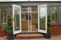 Sliding French Patio Door with Screen | Flyscreens and ...