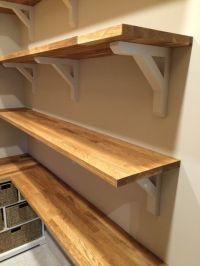 25+ best ideas about Wooden Shelf Brackets on Pinterest ...