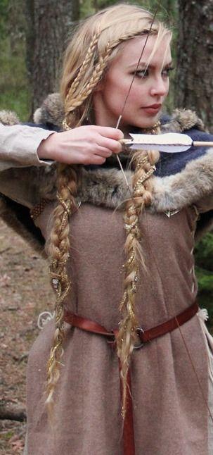 25 Best Ideas About Viking Hair On Pinterest Viking Braids
