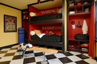 Redskins bedroom | Football | Pinterest | Bedrooms