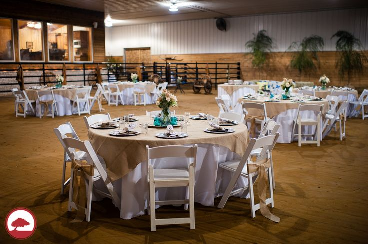Western Country Chic Wedding Reception  KB McElmurry Photography  Pinterest  Receptions