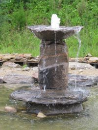 78+ images about Garden Fountains on Pinterest | Gardens ...