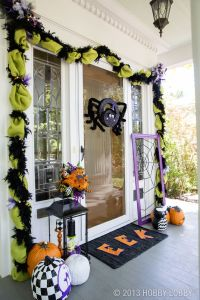 Best 25+ Halloween front porches ideas on Pinterest ...