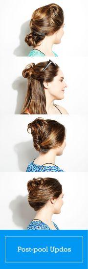 1000 ideas pool hairstyles