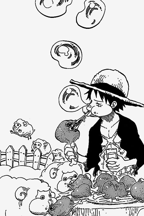 One Piece Sanji Happy
