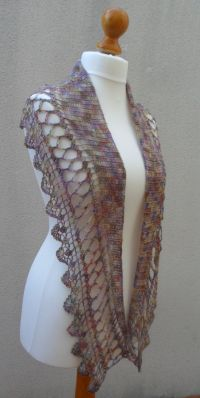 Crochet Patterns For Shawls And Shrugs ~ Pakbit for