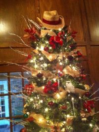 25+ best ideas about Western christmas tree on Pinterest ...