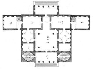 I Love The Symmetry Of Palladio's Style This Is Villa Cornaro