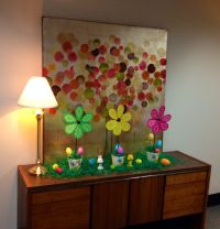96+ Easter Office Decorating Ideas - Spring Office Party ...