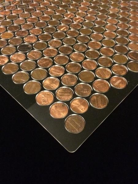 1000+ ideas about Pennies Floor on Pinterest