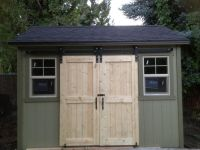 17 Best ideas about Shed Doors on Pinterest   Sheds, Shed ...