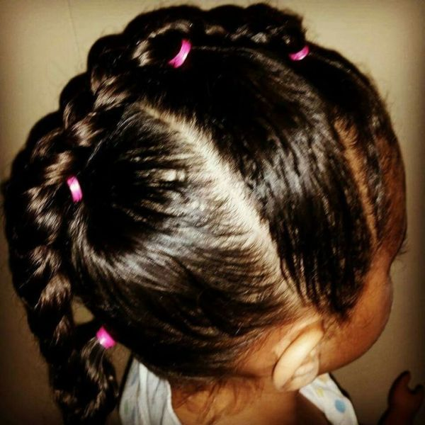 30 Easy Hairstyles Mixed Girls Hairstyles Ideas Walk The Falls