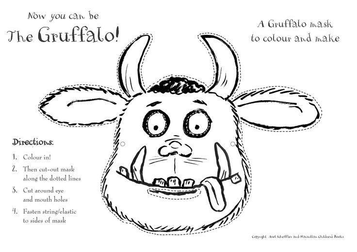 65 best images about Taaltas De Gruffalo on Pinterest