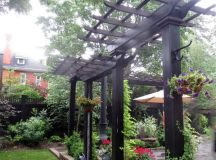 20+ Arbor, Trellis, & Obelisks Ideas | Gardens, Stains and ...