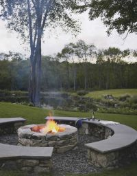 25+ best ideas about Outside fire pits on Pinterest | Diy ...