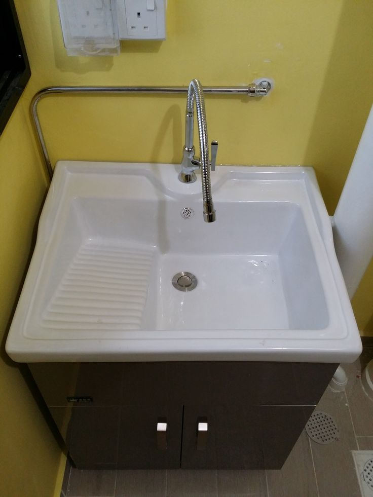 HDB Service yard laundry sink  Google Search  Kitchen  Pinterest  Laundry Style and Yards