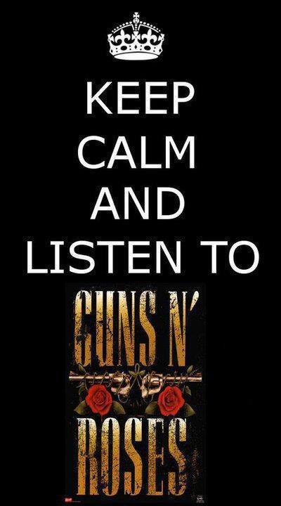 Keep calm…………………..