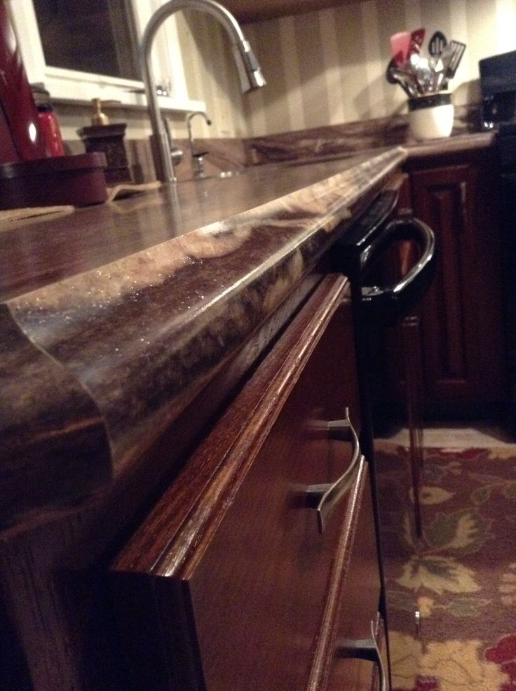 pictures of laminate kitchen countertops country decorating ideas ogee countertop trim in formica# 3478 dolce ...