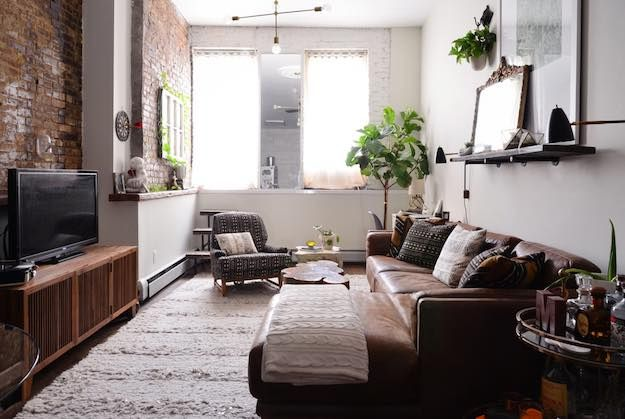 17 Best Ideas About Long Narrow Rooms On Pinterest