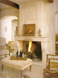 89 best images about FirePlace - French Country on ...
