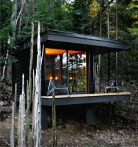 25+ best ideas about Modern cabins on Pinterest | Modern ...