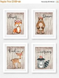 17 Best ideas about Woodland Animal Nursery on Pinterest ...