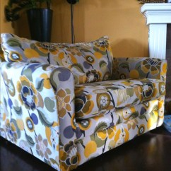 Comfy Chair And A Half Fold Up Camping Chairs Lazy Boy N Half, Single Bed Hide-a-bed~ New Fabric Choice's By Brooke Shields #momcave ...