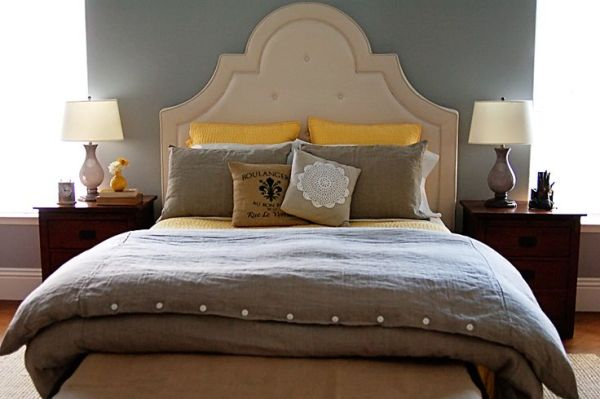 yellow and grey master bedroom 17 Best images about Black White and Yellow Bedroom on Pinterest | Crafts, Gray and Yellow