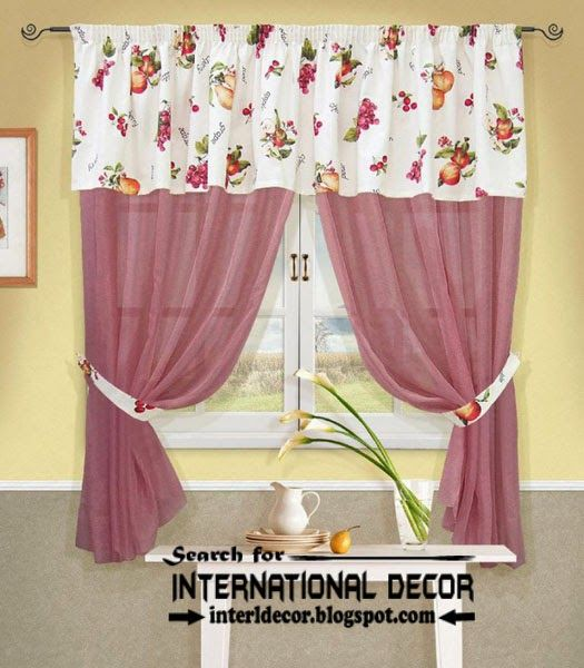 25 Best Ideas About Pink Kitchen Curtains On Pinterest Pink