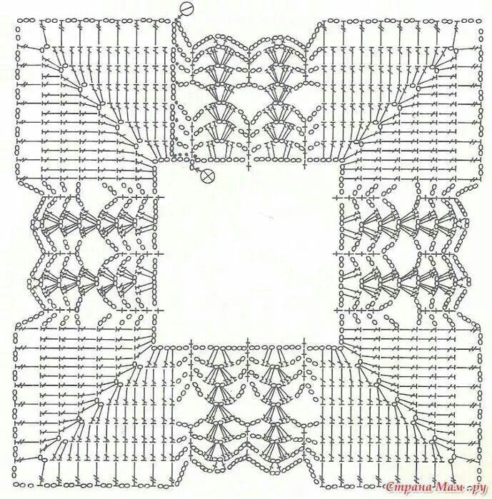 2288 best images about Blusas, túnicas a crochet on