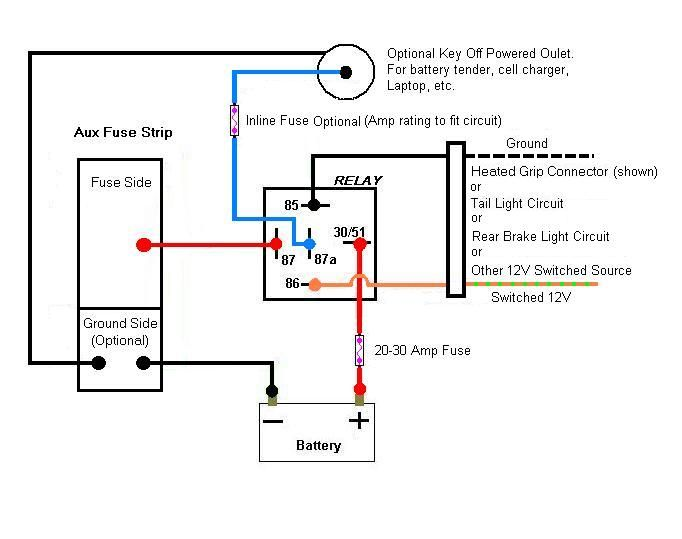 14 fuse wiring diagram