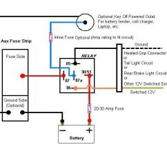 14 Pin Relay Socket Wiring Diagram 3 Way Switch Two Lights Schematic For A 5 Key Free You U2022 Circuit On Component Topic Aux Fuse Box