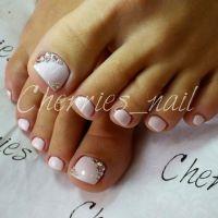 3446 best Toe Nails Designs images on Pinterest