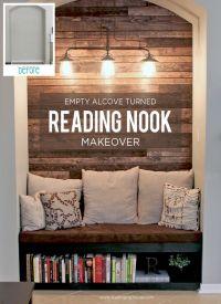 17 Best ideas about Closet Reading Nooks on Pinterest ...